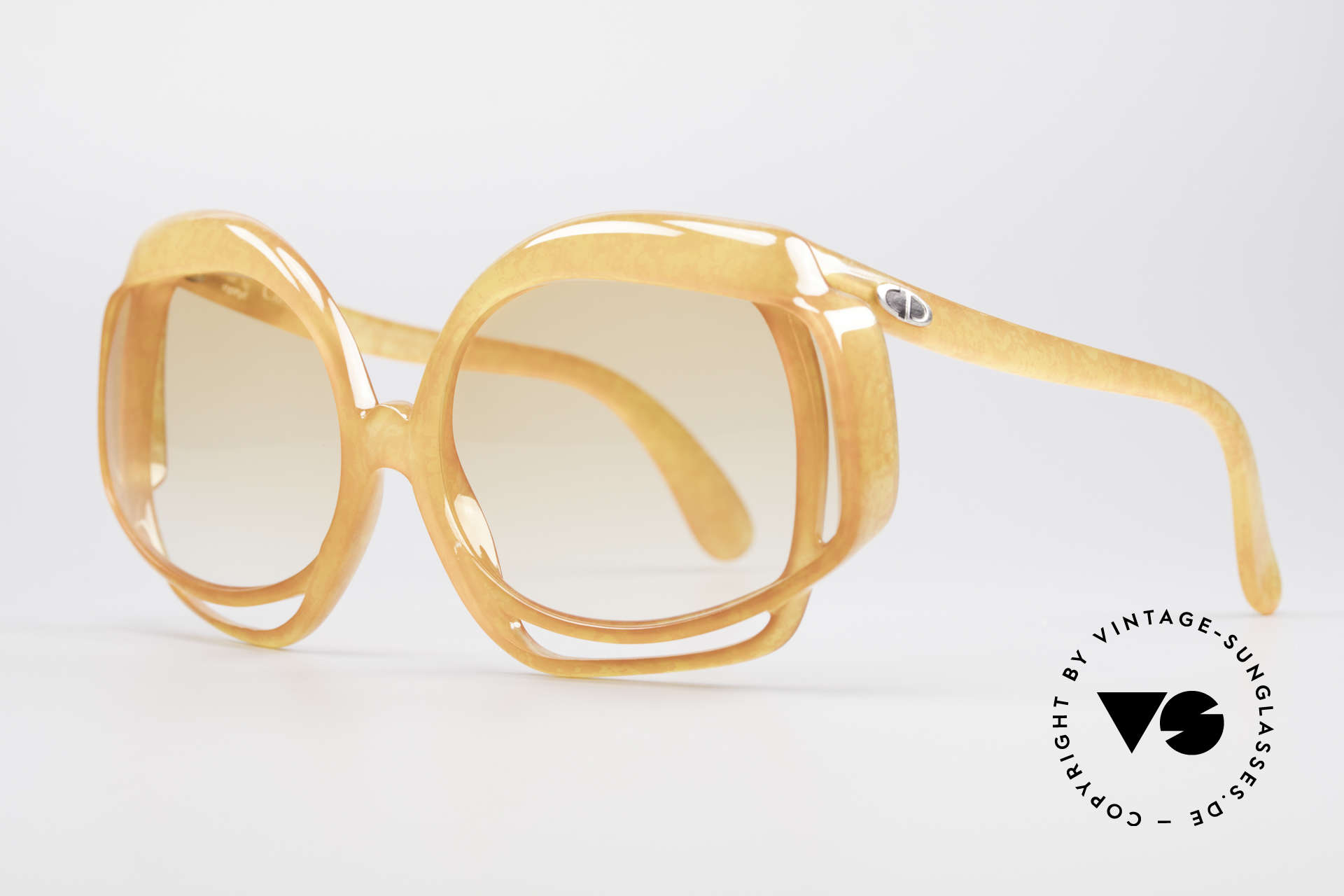 Christian Dior 2026 XXL Oversized 70's Shades, ultra-exclusive, you won´t find something like that today, Made for Women