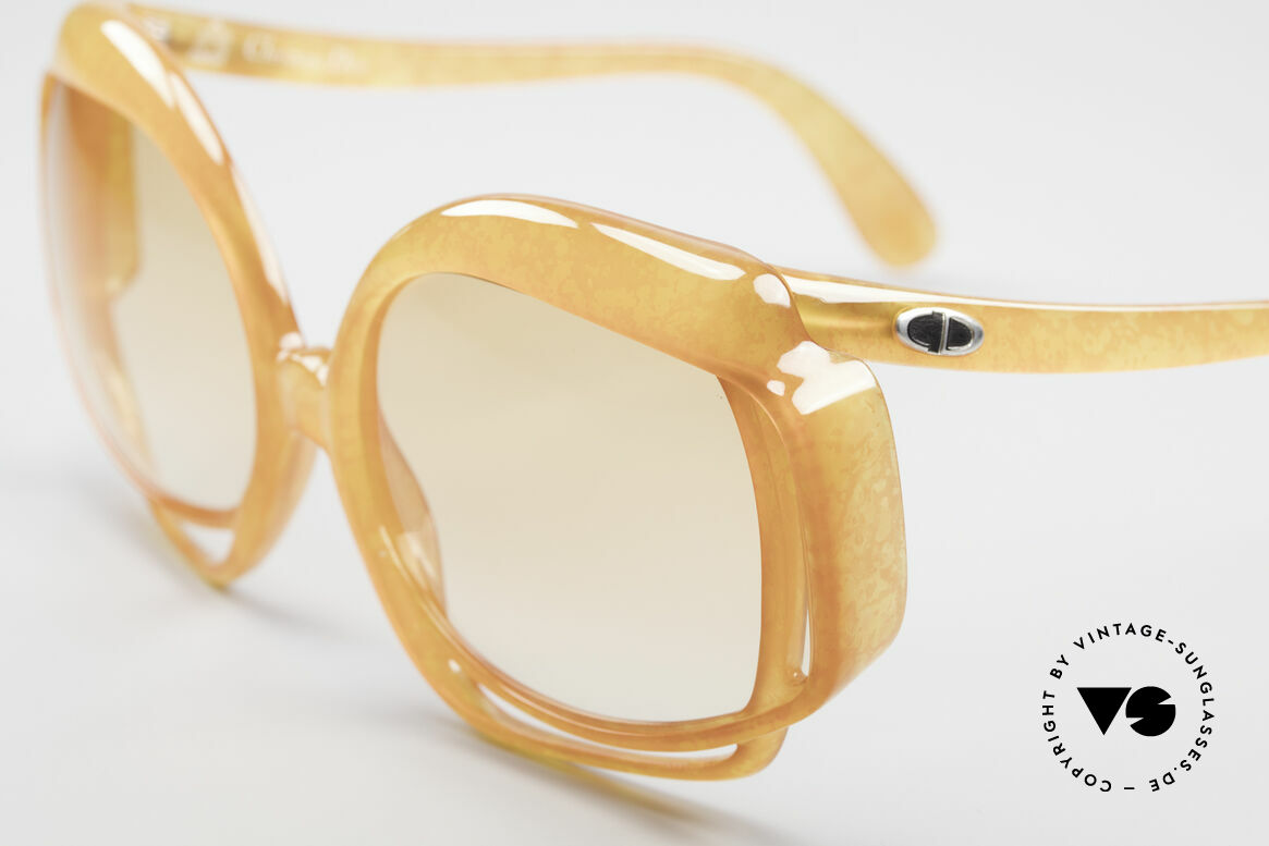 Christian Dior 2026 XXL Oversized 70's Shades, of course, unworn (like all our rare vintage Dior shades), Made for Women