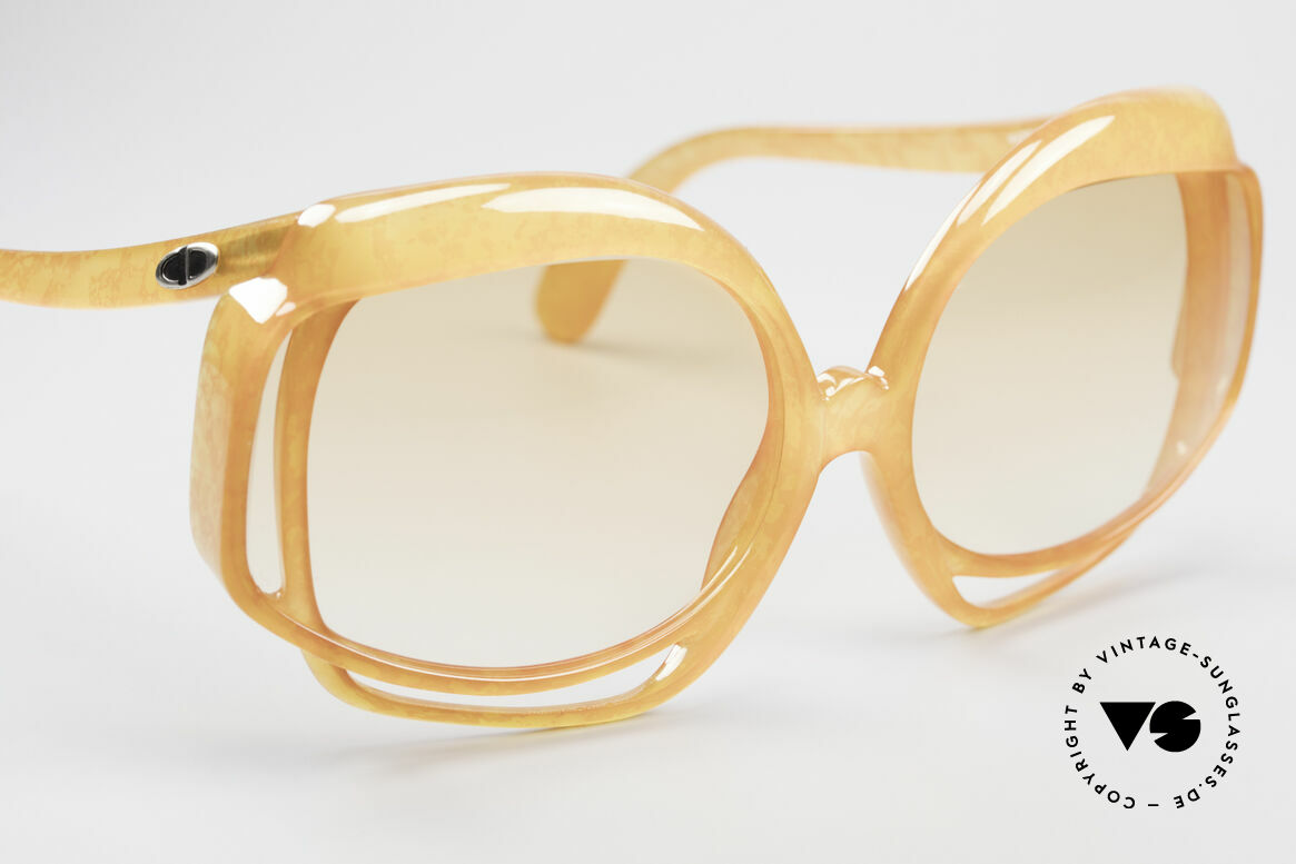 Christian Dior 2026 XXL Oversized 70's Shades, NO retro fashion, but a 43 years old original; true rarity, Made for Women