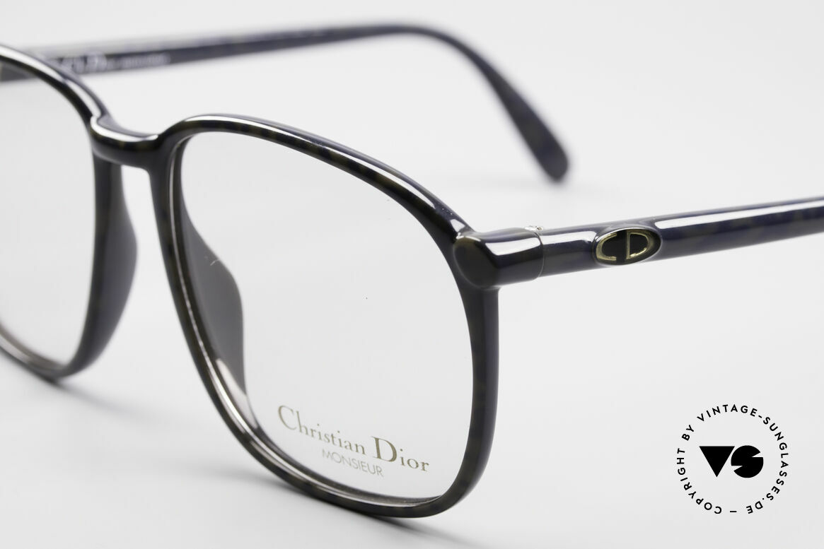 Christian Dior 2341 80's Optyl Monsieur Glasses, new old stock (like all our rare Christian Dior eyewear), Made for Men