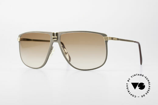 AVUS 210-30 West Germany Sunglasses Details