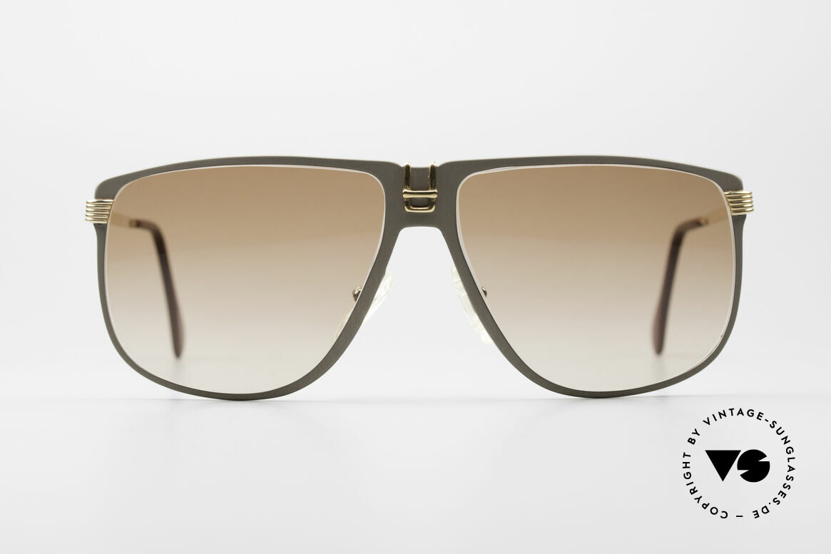 AVUS 210-30 West Germany Sunglasses, limited edition; outstanding quality (West Germany), Made for Men