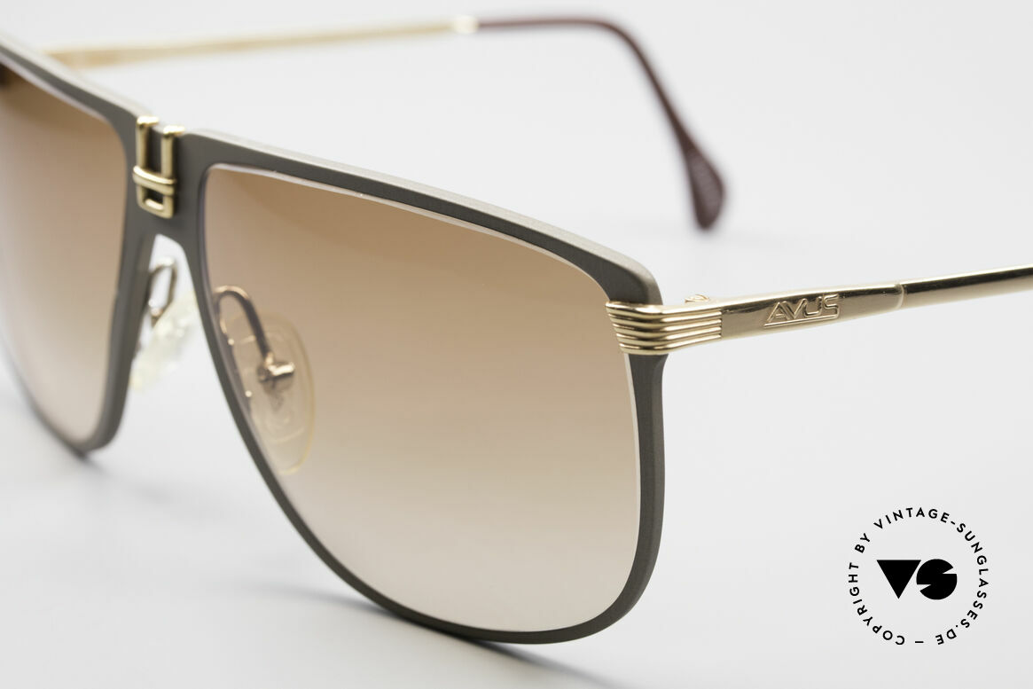 AVUS 210-30 West Germany Sunglasses, a treasure for all fanciers & lovers of high-end quality, Made for Men