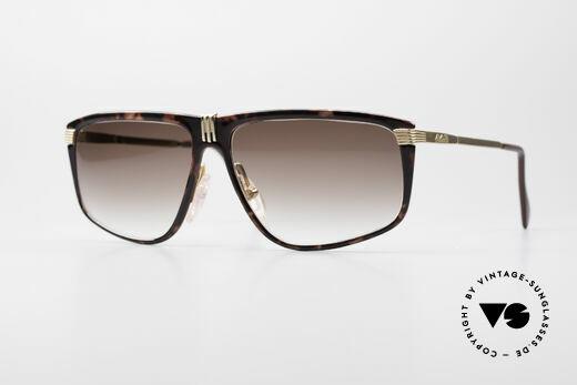 AVUS 2-220 Rare Vintage 80's Sunglasses Details