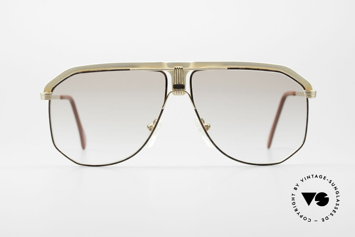 AVUS 2-130 Men's Luxury 80's Shades, 'masculine' design and very noble frame coloring, Made for Men