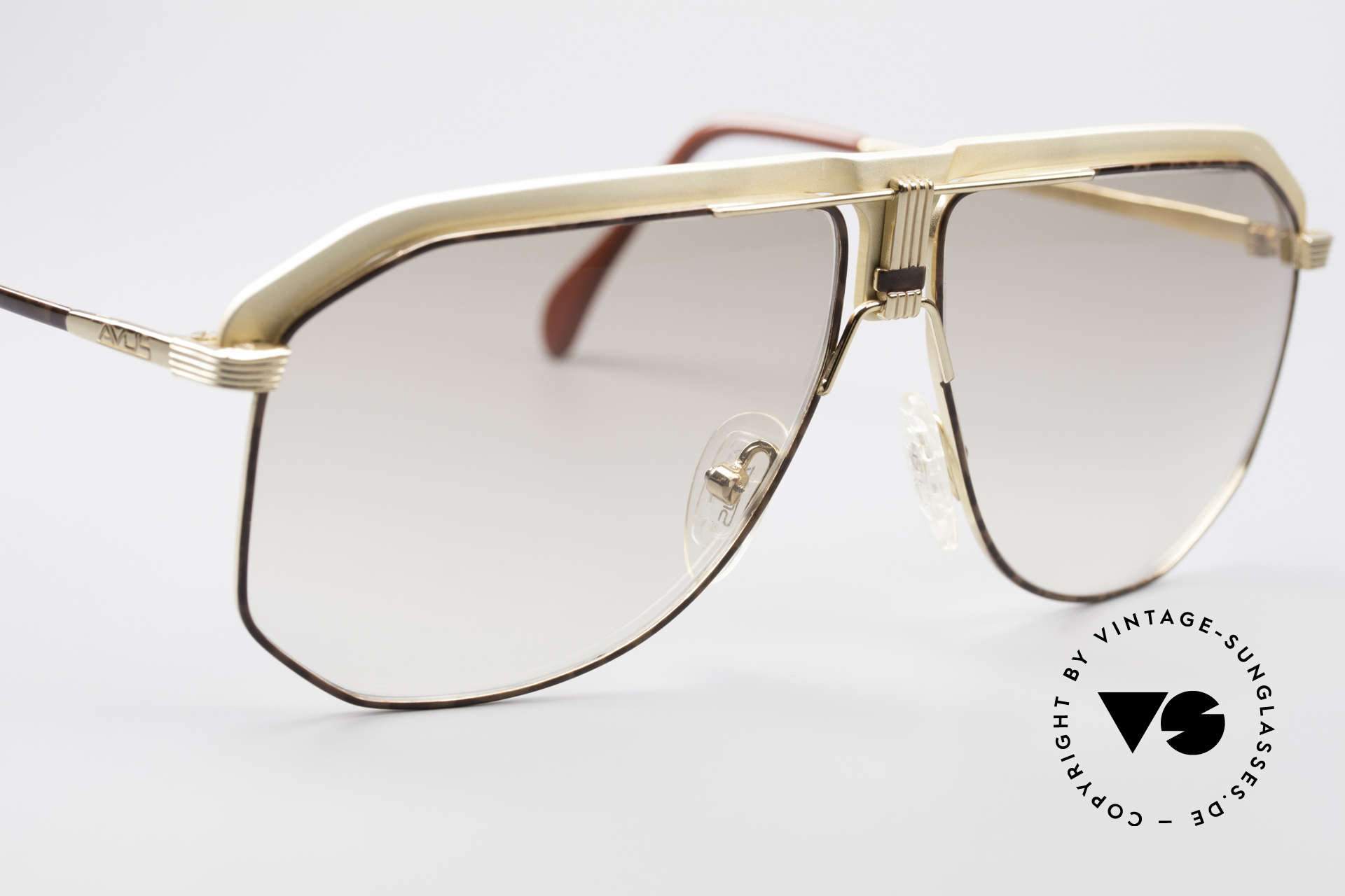 AVUS 2-130 Men's Luxury 80's Shades, a vintage 'must-have' for all gentlemen, out there!, Made for Men