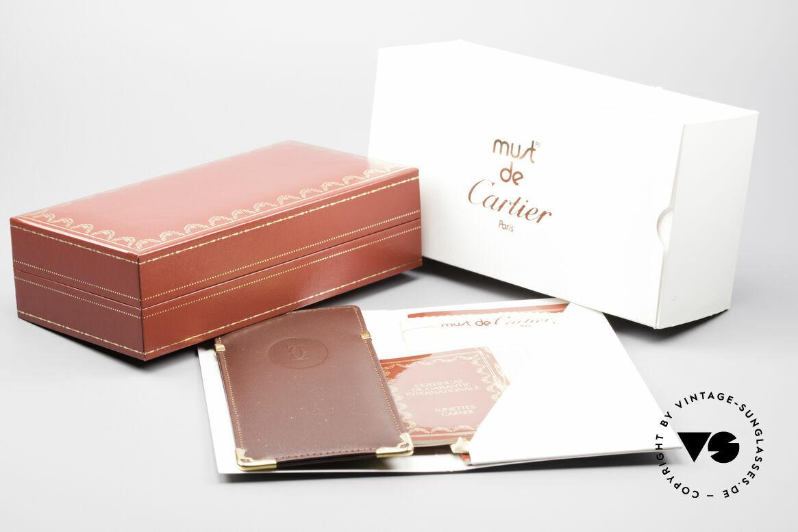Cartier MUST Santos - M Elton John Shades