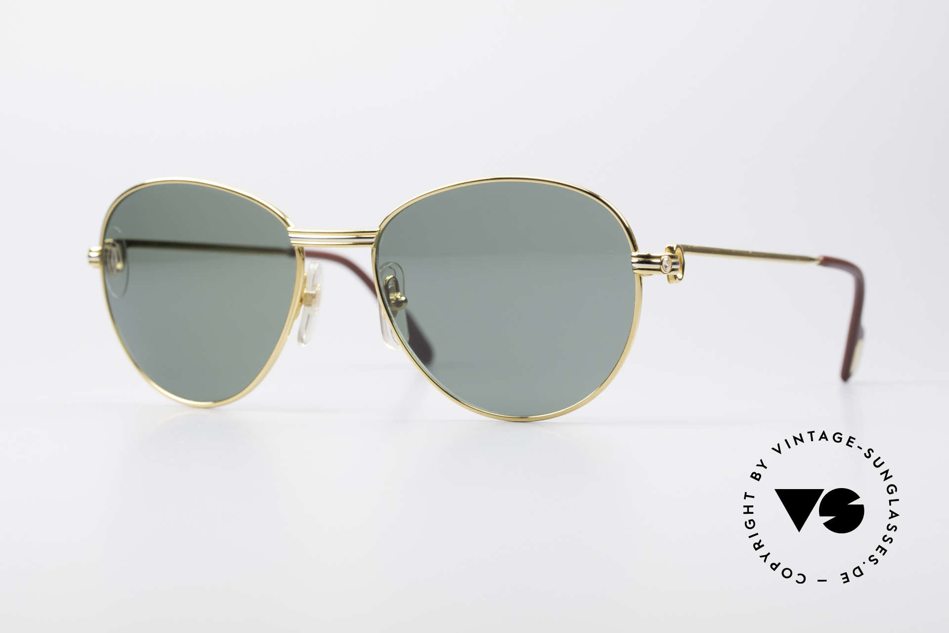 3058de0953 Sunglasses Cartier S Brillants 0