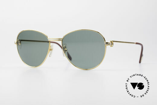 Cartier S Brillants 0,20 ct Vintage Diamond Sunglasses Details