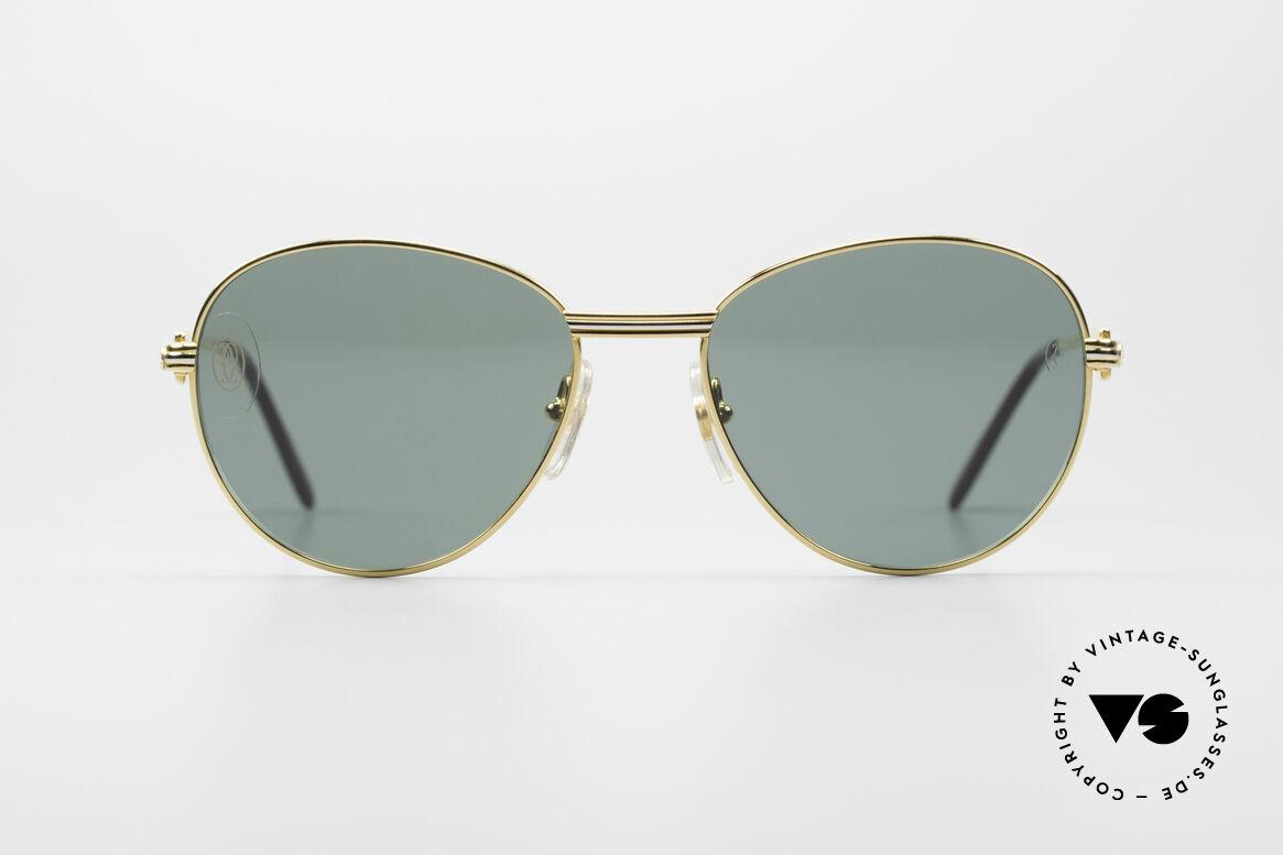 Cartier S Brillants 0,20 ct Vintage Diamond Sunglasses