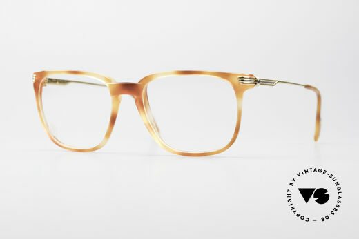 Cartier Reflet 90's Luxury Eyeglasses Details