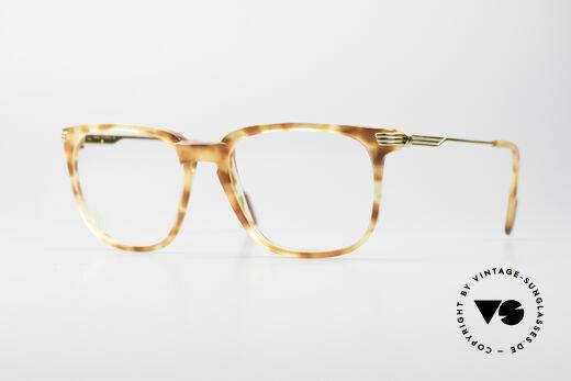 Cartier Reflet 90's Luxury Eyeglass-Frame Details