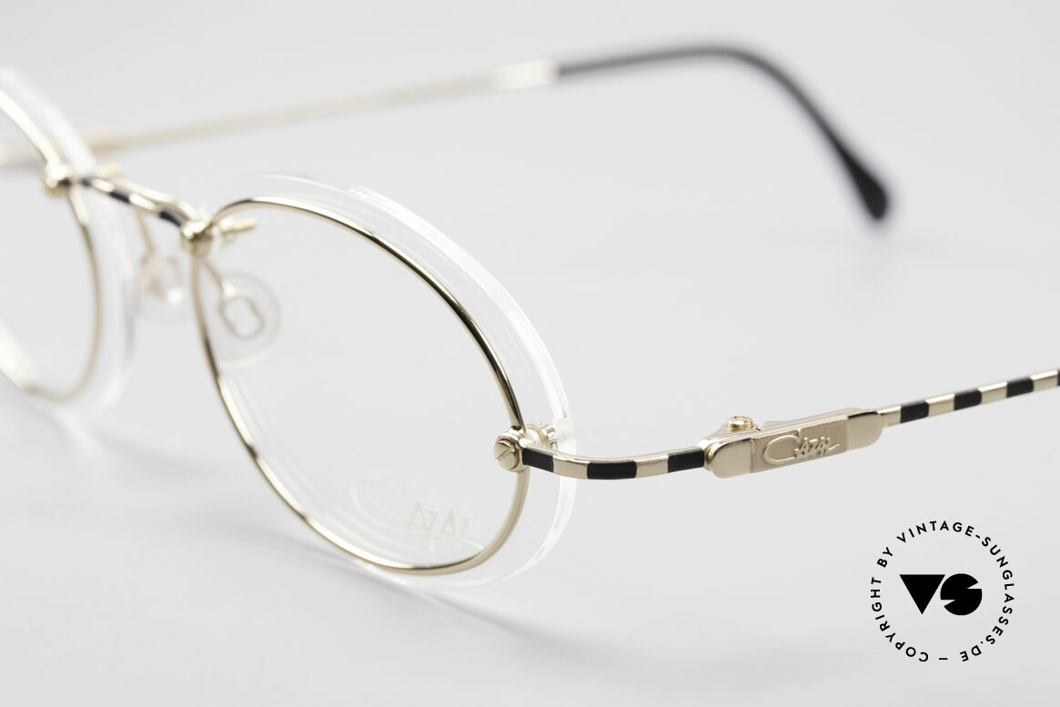 Cazal 770 90's Vintage Frame No Retro, never worn (like all our VINTAGE CAZAL eyewear), Made for Men and Women
