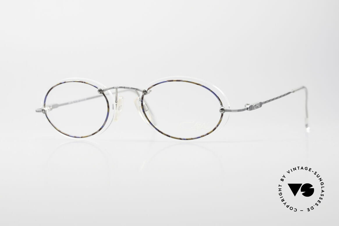 Cazal 770 Oval Vintage Frame No Retro, filigree CAZAL vintage eyeglass-frame from 1998, Made for Men and Women
