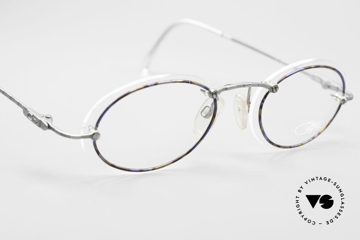 Cazal 770 Oval Vintage Frame No Retro, NO RETRO glasses, but a rare old 1990's ORIGINAL, Made for Men and Women