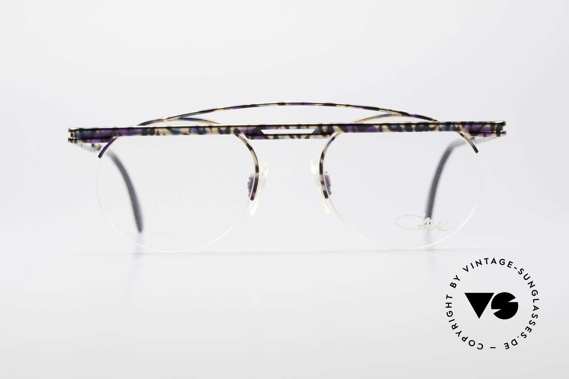 6b0d57d04ed Glasses Cazal 748 Crazy Vintage No Retro Frame