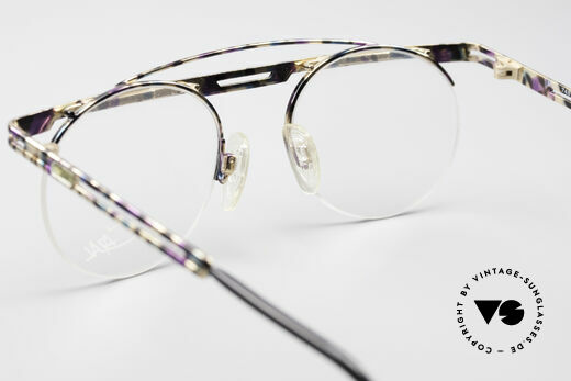 Cazal 748 Crazy Vintage No Retro Frame, new old stock (like all our rare old vintage Cazal eyewear), Made for Men and Women