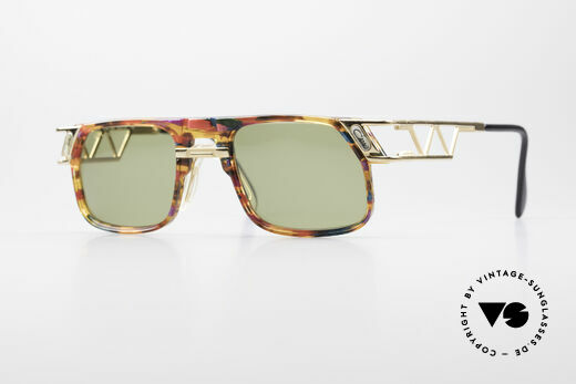Cazal 876 90's Designer Vintage Shades Details