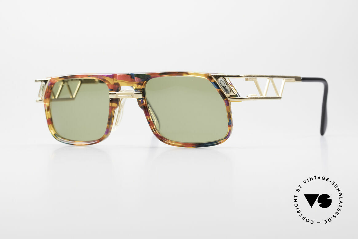 Cazal 876 90's Designer Vintage Shades, hip Cazal designer sunglasses of the early / mid 1990's, Made for Men and Women