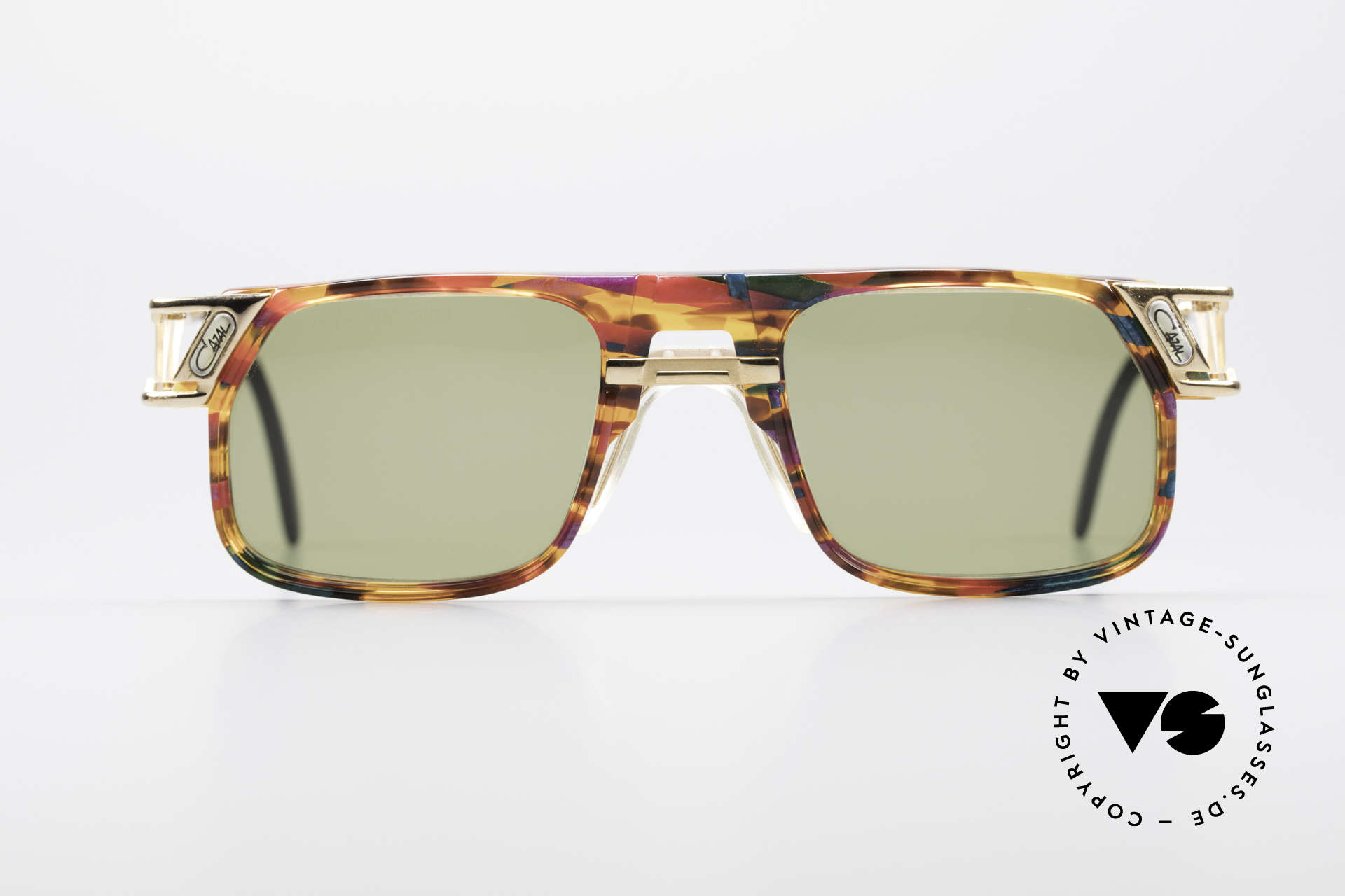 Cazal 876 90's Designer Vintage Shades, made by design icon / style guru CAri ZALloni (CAZAL), Made for Men and Women