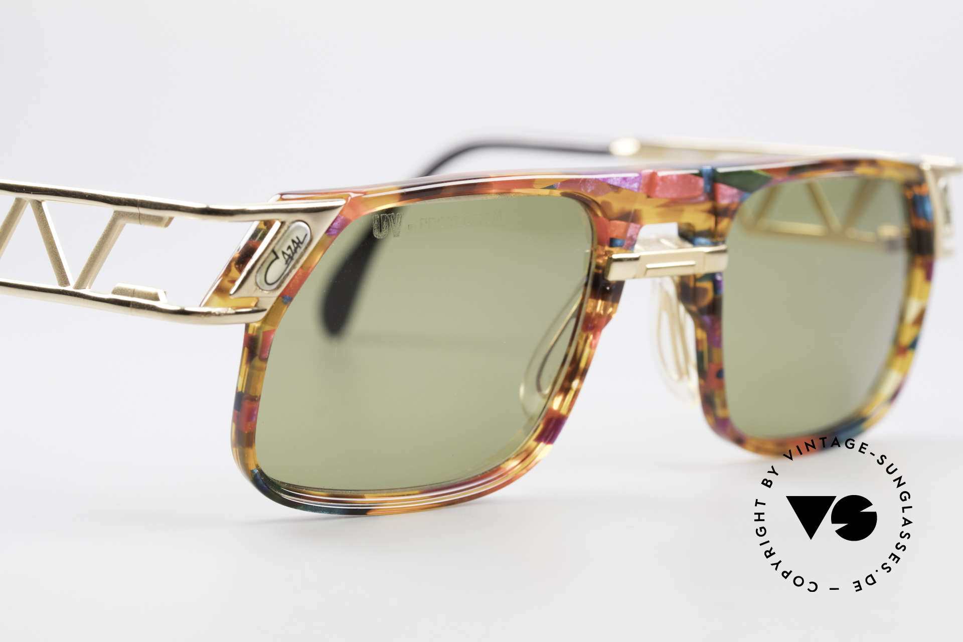 Cazal 876 90's Designer Vintage Shades, never worn (like all our rare vintage designer sunglasses), Made for Men and Women