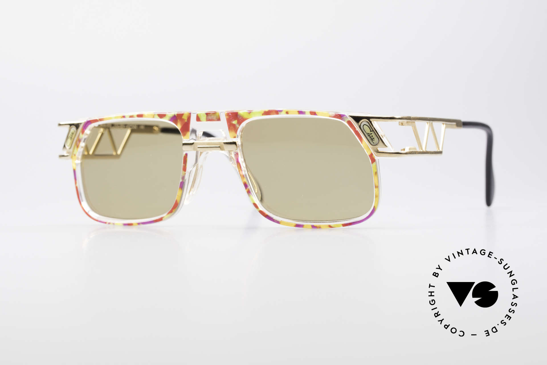 Cazal 876 90's Designer Vintage Frame, hip Cazal designer sunglasses of the early / mid 1990's, Made for Men and Women