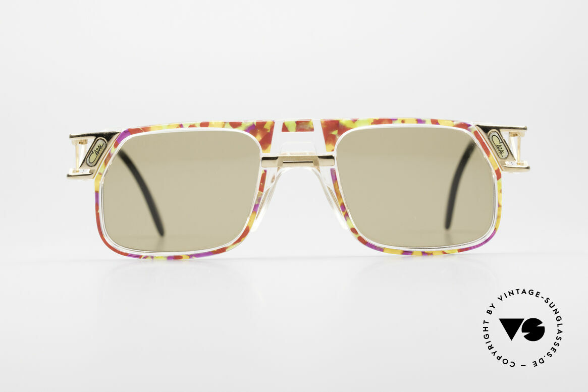 Cazal 876 90's Designer Vintage Frame, made by design icon / style guru CAri ZALloni (CAZAL), Made for Men and Women