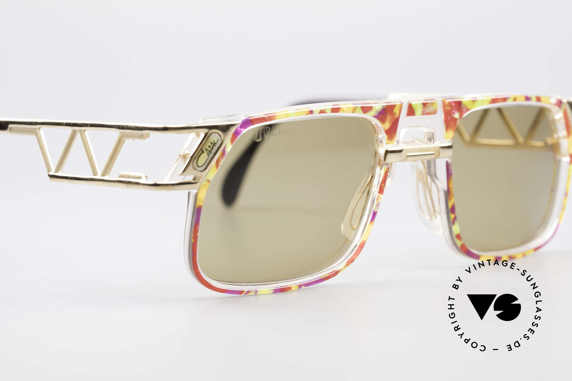 Cazal 876 90's Designer Vintage Frame, never worn (like all our rare vintage designer sunglasses), Made for Men and Women