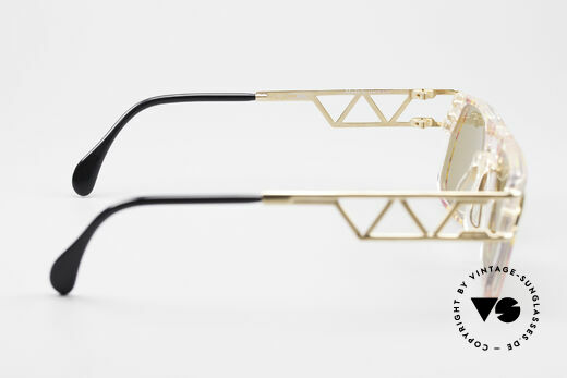 Cazal 876 90's Designer Vintage Frame, NO retro shades, but a genuine 25 years old Cazal rarity!, Made for Men and Women