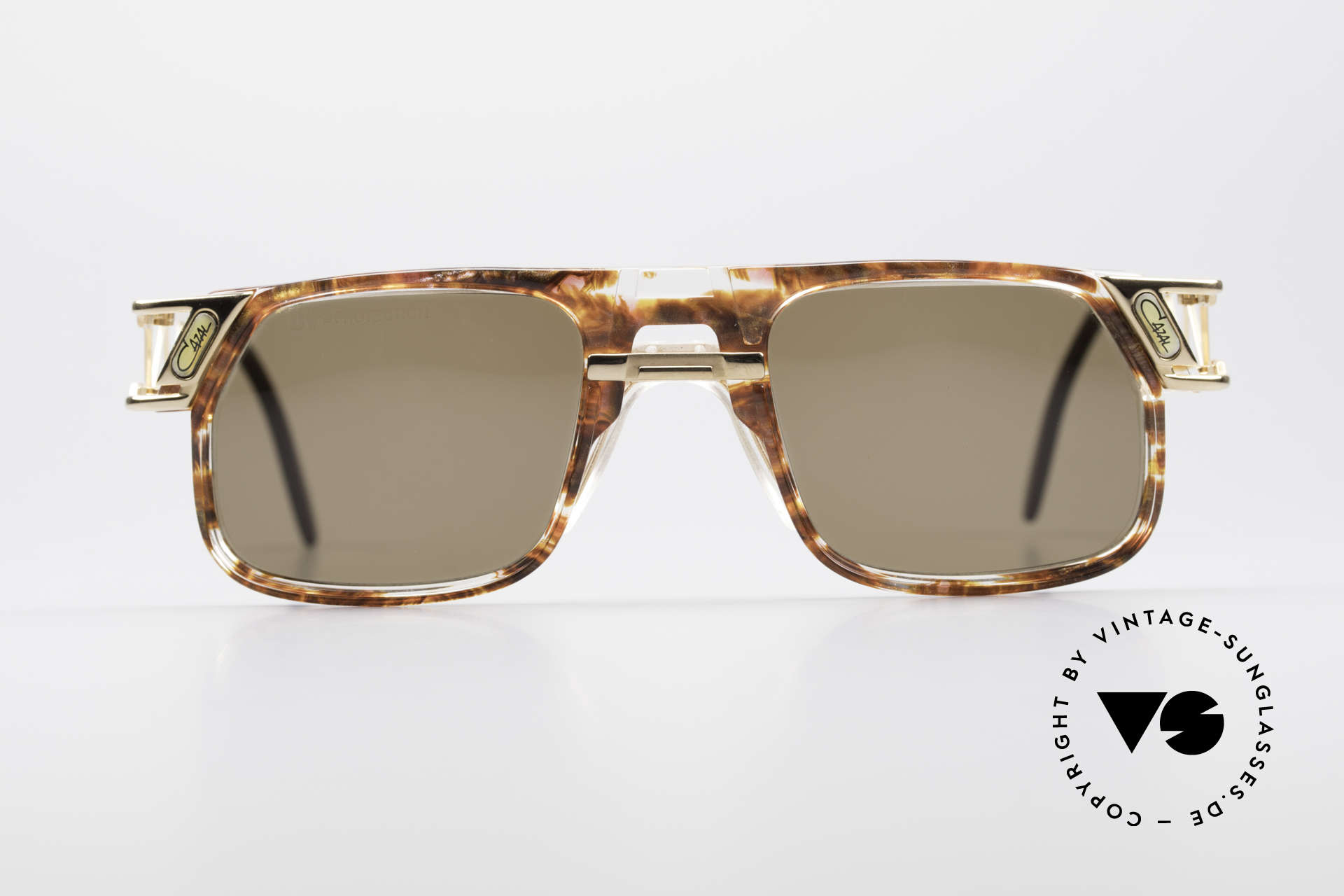 Cazal 876 True 90's No Retro Sunglasses, made by design icon / style guru CAri ZALloni (CAZAL), Made for Men and Women