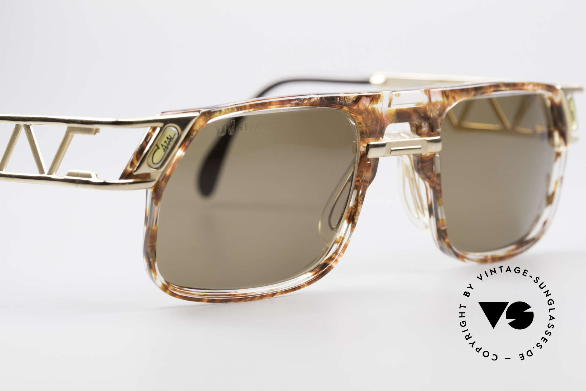 Cazal 876 True 90's No Retro Sunglasses, never worn (like all our rare vintage designer sunglasses), Made for Men and Women