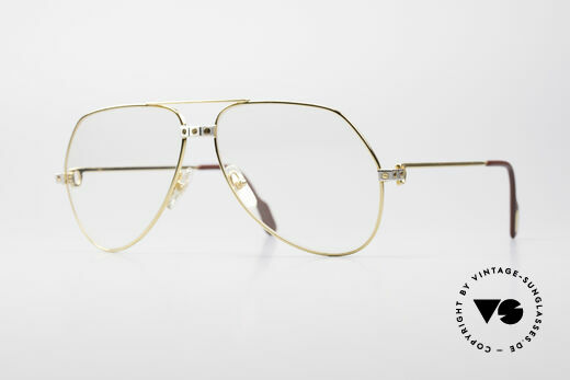 Cartier Vendome Santos - L Changeable Cartier Lenses Details