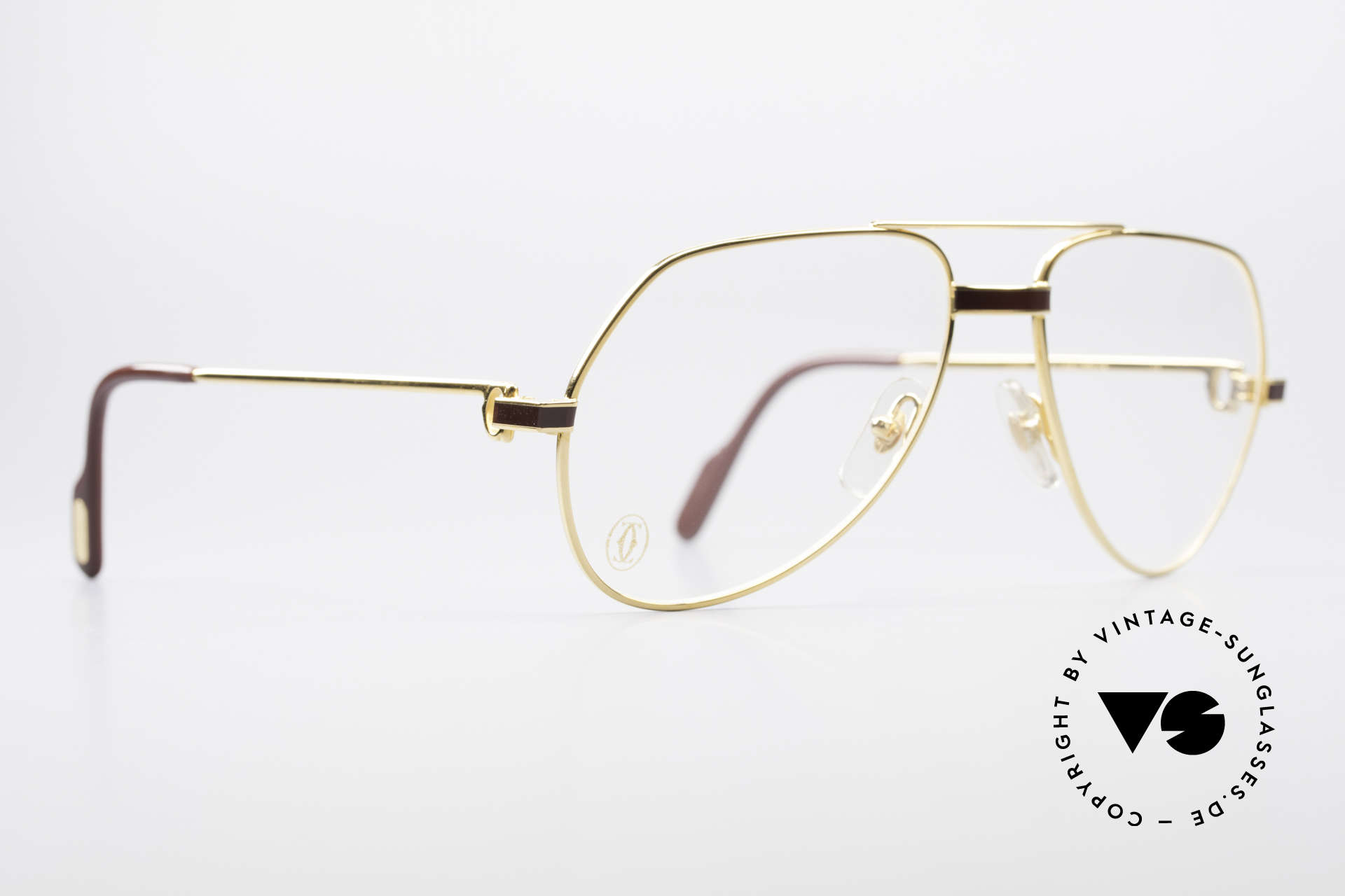 a9c638563e76 Glasses Cartier Vendome Laque - S Luxury Eyeglass-Frame