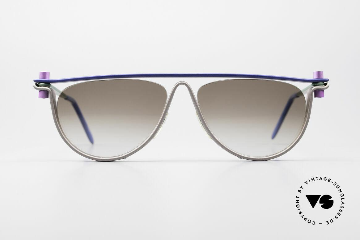 ProDesign No5 The Hunt For Red October, true vintage aluminium frame - Gail Spence Design, Made for Men and Women