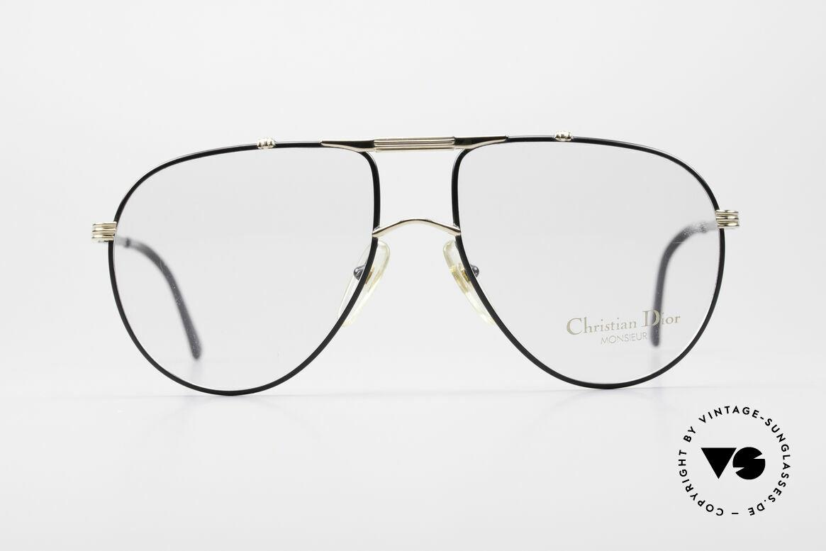 Christian Dior 2248 L 80's Dior Monsieur Frame, rare designer eyeglasses from 1984; truly 80's vintage!, Made for Men