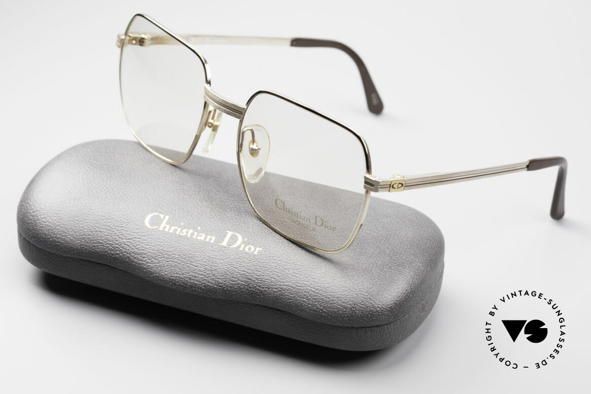 Christian Dior 2389 Gold-Plated Monsieur Frame