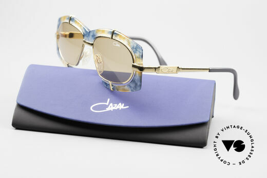 Cazal 872 Flashy Haute Couture Shades, NO retro sunglasses, but a 25 years old rarity, vertu!, Made for Men and Women