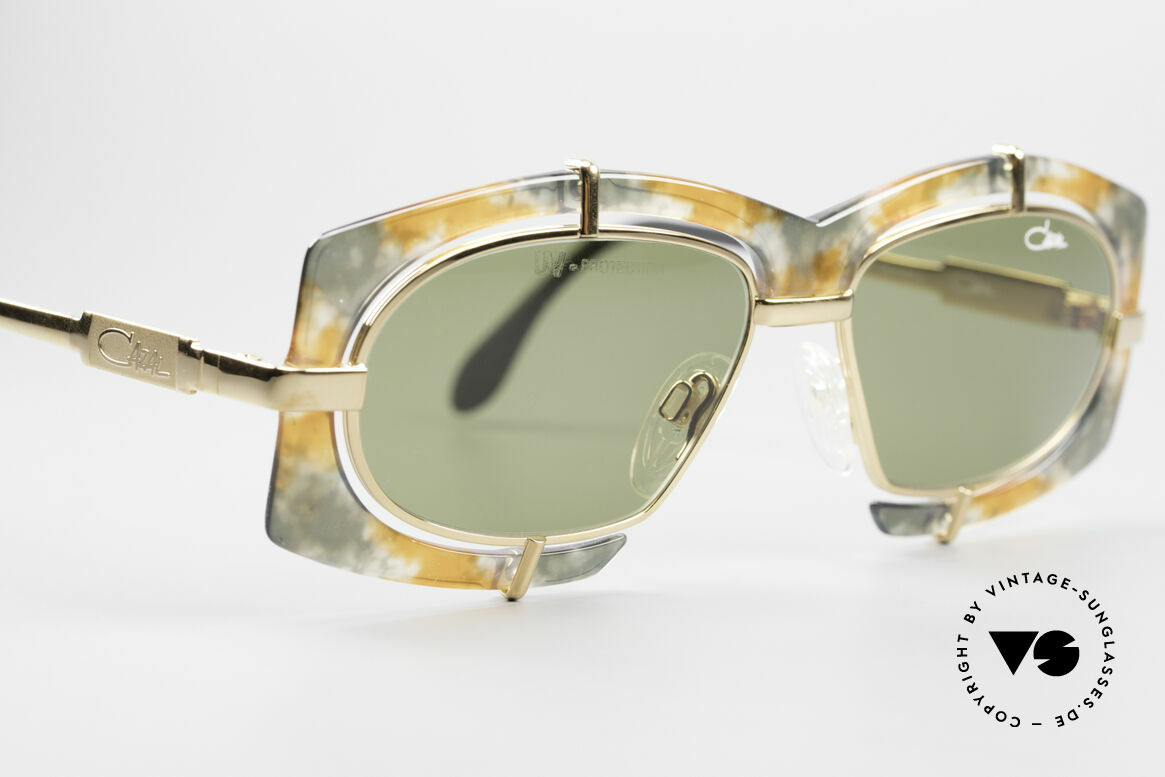 Cazal 872 Extraordinary 90's Shades, unworn (like all our rare vintage Cazal 90's eyewear), Made for Men and Women
