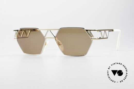Cazal 960 90's Designer Sunglasses Details