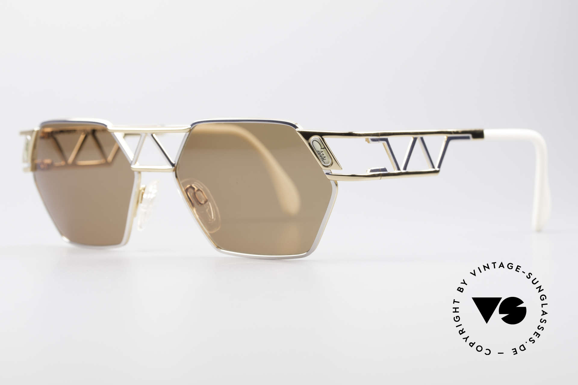Cazal 960 90's Designer Sunglasses, tangible superior crafting quality (made in Germany), Made for Men and Women