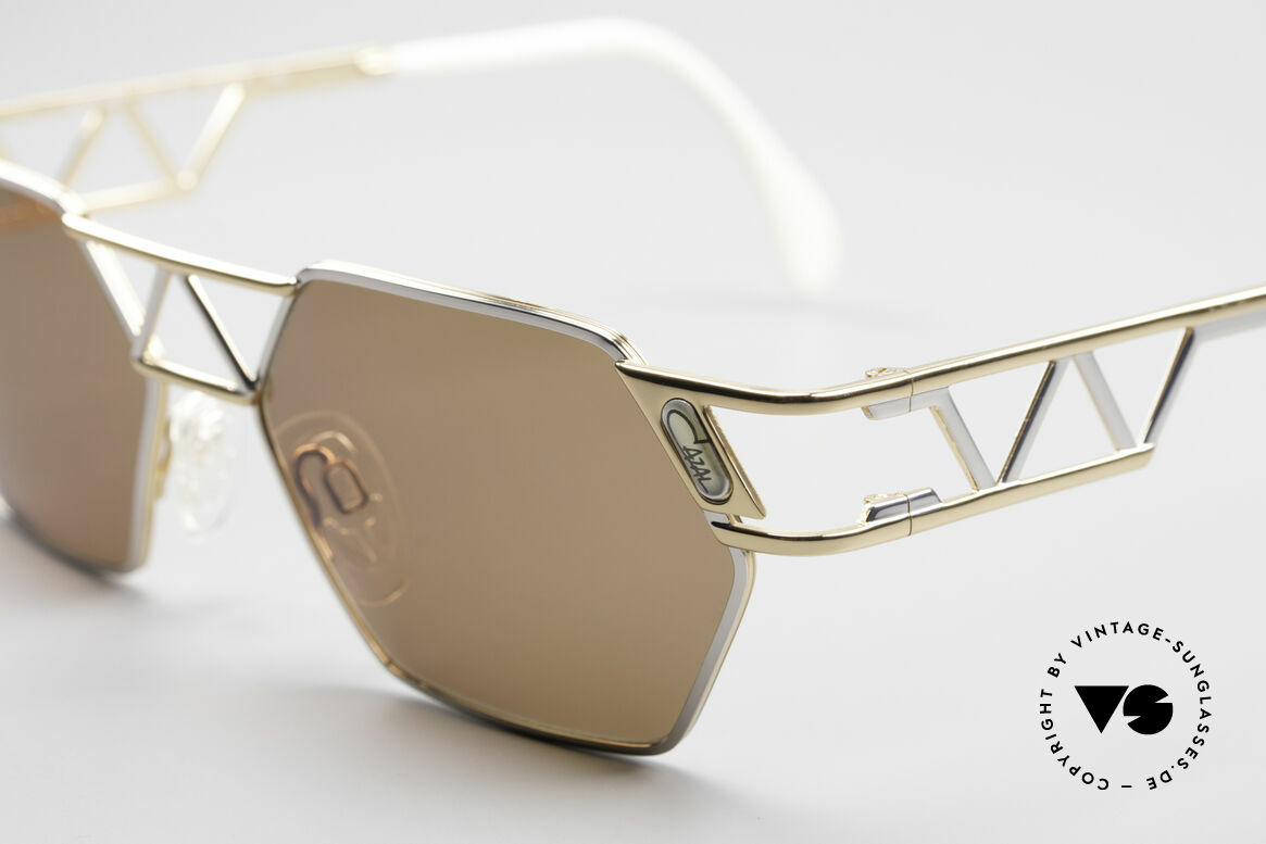 Cazal 960 90's Designer Sunglasses, new old stock (like all our rare vintage Cazal eyewear), Made for Men and Women