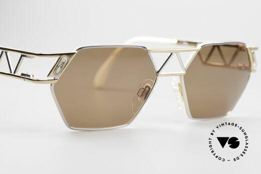 Cazal 960 90's Designer Sunglasses, original CAZAL sun lenses with 'UV Protection' mark, Made for Men and Women