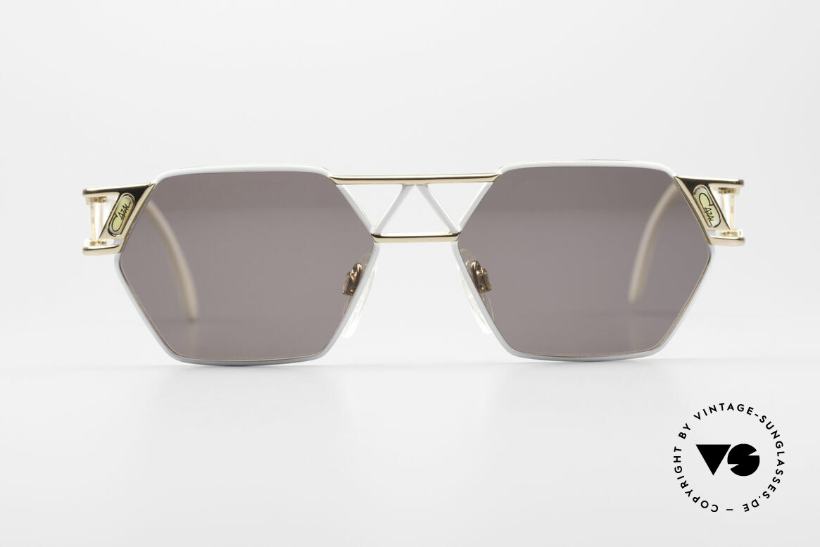 Cazal 960 Rare Designer Sunglasses, immense lovely frame construction; Eiffel Tower Style, Made for Men and Women