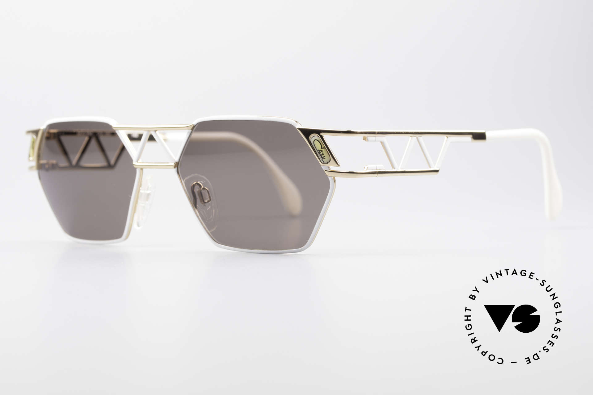Cazal 960 Rare Designer Sunglasses, tangible superior crafting quality (made in Germany), Made for Men and Women