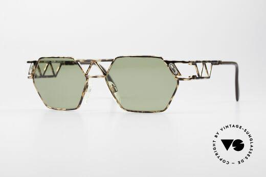 Cazal 960 Vintage Designer Sunglasses Details