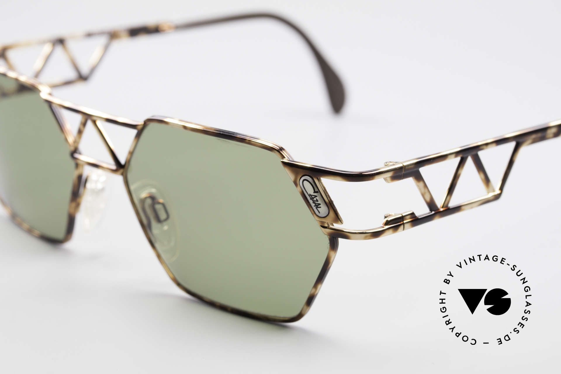Cazal 960 Vintage Designer Sunglasses, new old stock (like all our rare vintage CAZAL eyewear), Made for Men and Women