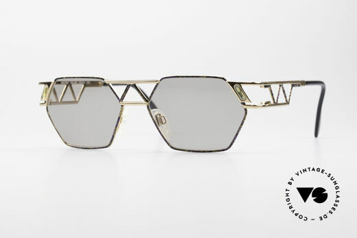 Cazal 960 Unique Designer Sunglasses Details