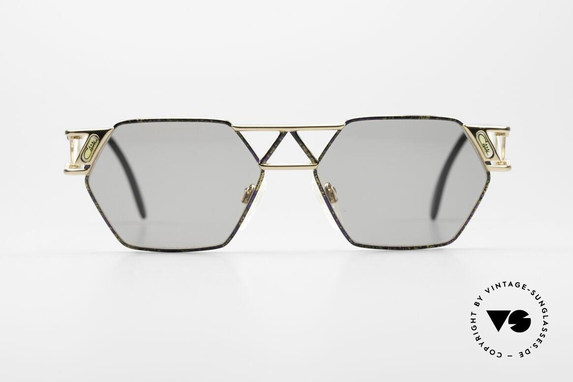 Cazal 960 Unique Designer Sunglasses, immense lovely frame construction (Eiffel Tower Style), Made for Men and Women