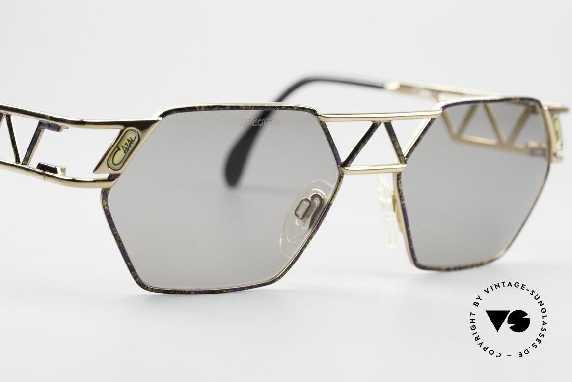 Cazal 960 Unique Designer Sunglasses, NO RETRO fashion, but a 25 years old Cazal ORIGINAL, Made for Men and Women