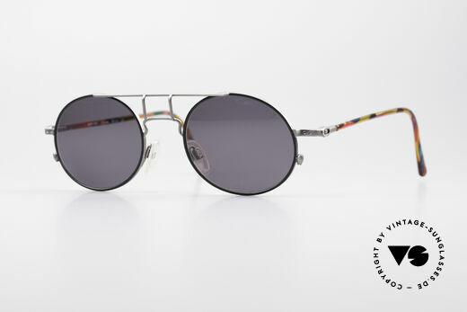 Cazal 1201 - Point 2 90's Industrial Style Shades Details